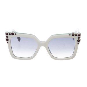 FENDI Cat-Eye Gradient Sunglasses